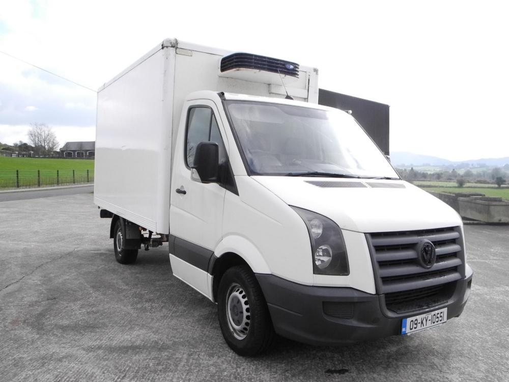 volkswagen crafter fridge van for sale m m trucks ltd