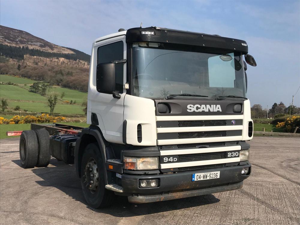 Scania 94D P230 for Sale - M&M Trucks Ltd
