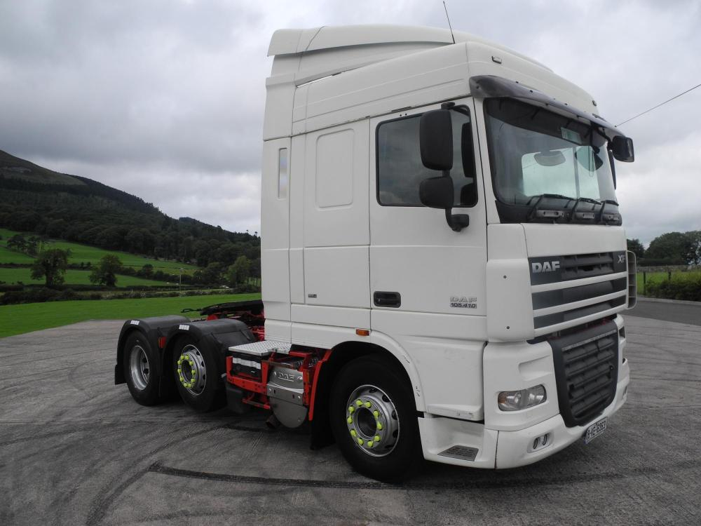 DAF XF 105 460 for Sale - M&M Trucks Ltd