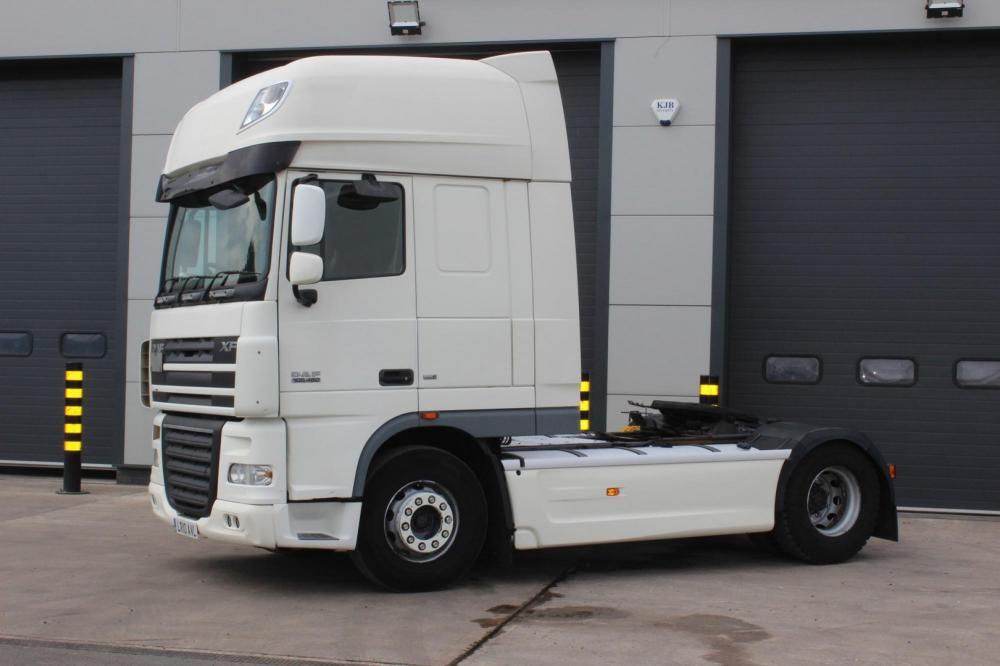 Tylko na zewnątrz DAF XF 105 460 for Sale - M&M Trucks Ltd YB83