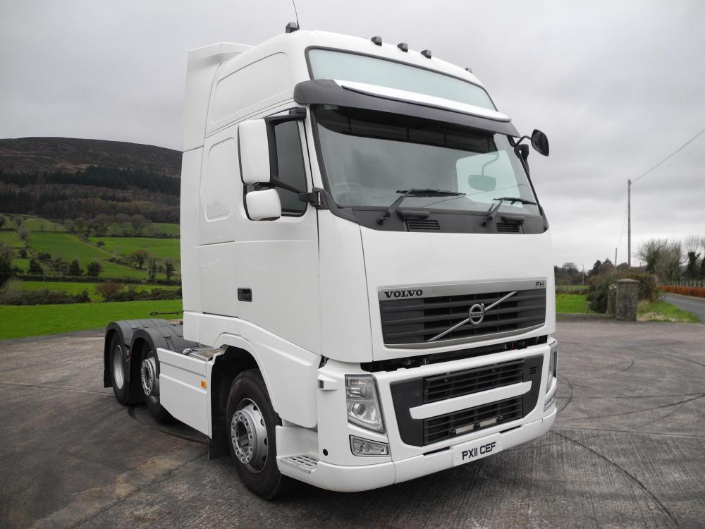 volvo fh 13 460 fh 13 460 6x2 xl globe for sale m m. Black Bedroom Furniture Sets. Home Design Ideas
