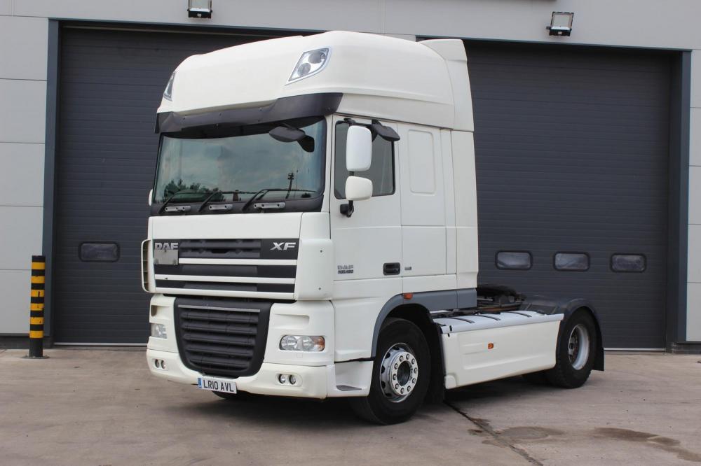 Tylko na zewnątrz DAF XF 105 460 for Sale - M&M Trucks Ltd ZM73