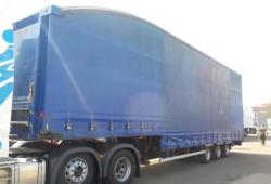 DON BUR Double Deck Trailer