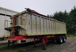 AHP Trailers Tipping Trailer