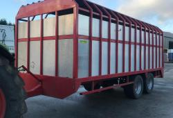 Dtec Cattle Trailer