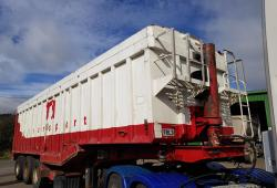 United Trailers Tipping Trailer