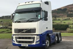 Volvo FH13 460 XL Globetrotter