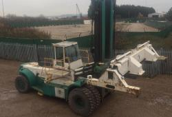 Hyster Container Handling Forklift