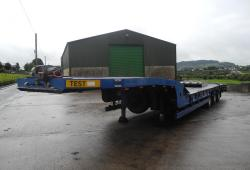 Montracon Low Loader