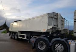Wilcox Tipping Trailer
