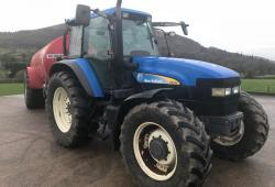 New Holland TM135