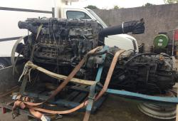 Daf 75 CF 360 Engine & Box