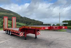 MAC Low Loader SF3-44 Tri Axle Step Frame Low Loader