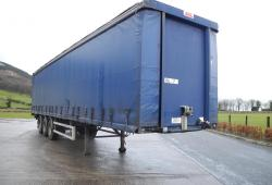 SDC Curtain Trailer