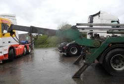 Clark Detail Engineering Ltd Telescopic Skip Lift HPR14T