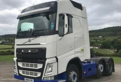 Volvo FH4 460 Globetrotter
