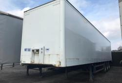 Montracon Box Trailer