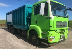 MAN 26.364 6x2 Tipper