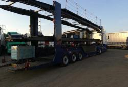 Car Transporter Triple Deck