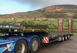New Unused MAC Low Loader
