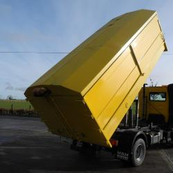 Harsh Tipper Body tipper