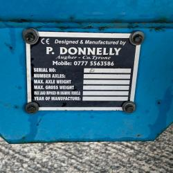 Donnelly Tipping Trailer