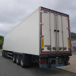 SOR Fridge trailer Meat Railer