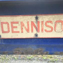 Dennison Tipping Trailer