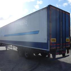 Montracon 45 Foot Box Trailer