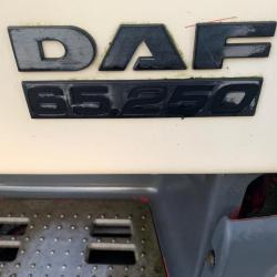 DAF CF65 250 Beavertail