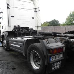 Scania R470 - BREAKING