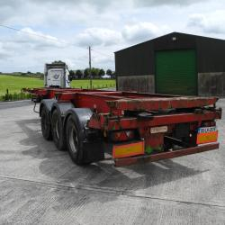 Dennison Skelly Trailer