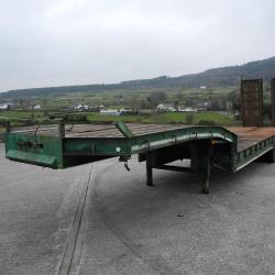 Trailmaster  Lowloader Machinery carrier