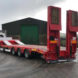 Kassbohrer Low Loader
