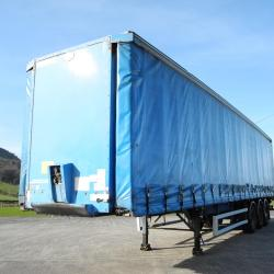 Cartwright Curtain Trailer