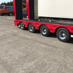 Gurlesenyil 4 Axle Low Loader