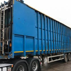 BMI Ejector Trailer