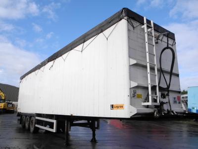 Legras Walking Floor For Sale M Amp M Trucks Ltd