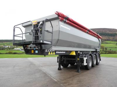 Kassboher Tipping Trailer