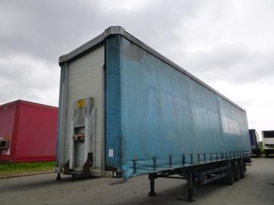 Schmitz Curtainside Trailer